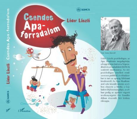 Megjelent az Csendes Apa-forradalom könyv