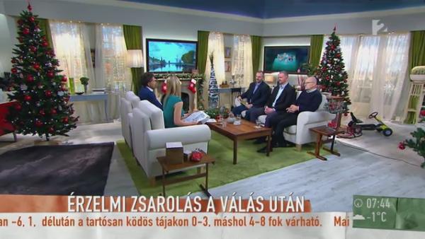 A válás utáni érzelmi zsarolás a gyermek személyiségtorzulásához vezethet - TV2 Riport