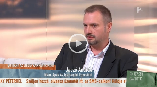 TV2 mokka - Jaczó András