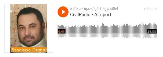 CivilRádió - Ai riport
